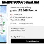 Huawei P30 Pro für 1€ mit MD Green Vodafone 6GB LTE Tarif für 24,99€