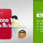 Klarmobil AllNet Flat Vodafone LTE (10GB) mit Apple iPhone 11 ab 99€   Huawei P30 Pro ab 4,99€   Galaxy S10 ab 49€