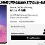 o2 Blue All in M (bis zu 6GB LTE) ab 19,99€ / Monat mit Xiaomi Mi Note 10 Pro für 49€ | Galaxy S10 für 29€ uvm.