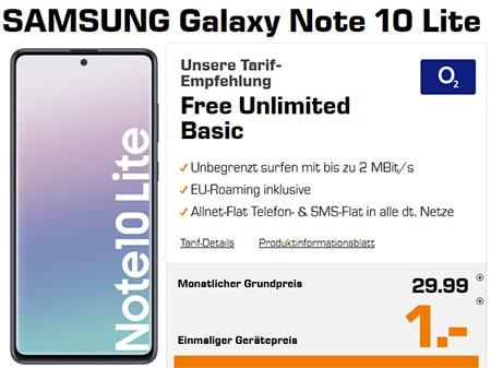 o2 Free Unlimited Basic (unbegrenztes Datenvolumen) ab 29,99€ mit iPhone Xs (64GB) für 99€, Huawei P30 Pro für 39€ uvm.