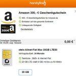 20GB LTE otelo Allnet-Flat Max für 29,99€ / Monat mit 300€ Amazon Gutschein | Vodafone LTE