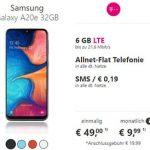 6GB MD Green Telekom LTE Tarif für 9,99€ mit Handy ab 4,95€
