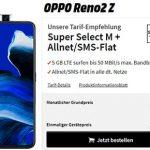 5GB Saturn Super Select M ab 14,99€ | TOP-Deal: Oppo Reno 2Z für 1€