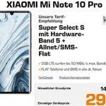 Saturn Super Select S 3GB LTE ab 9,99€ mit Galaxy A51 für 49€ | Xiaomi Mi Note 10 Pro für 29€