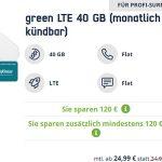 Mobilcom Debitel 40GB LTE o2 Allnet Flat Tarif für 24,99€ | ohne Laufzeit