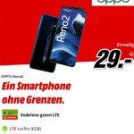 Oppo Reno2 für 29€ mit MD Green Vodafone 6GB Tarif für 17,99€