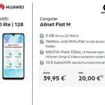 Congstar Allnet Flat M (5 GB) ab 20€ mit Xiaomi Redmi Note 8T für 4,95€, Realme 6i für 9,95€ | Telekom LTE Netz