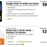 5GB Klarmobil Vodafone LTE Allnet ab 12,99€ mit Handy ab 4,95€ | TOP-Deal: Pixel 3a für 19,99€ | Galaxy S20 für 79€ / iPhone 11 für 69€ / iPhone SE (2020) für 4,99€