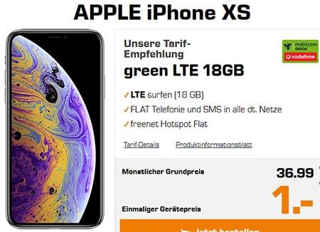 18GB Vodafone LTE Allnet Flat ab 19,99€ mit Apple iPhone SE 128GB für 1€, Galaxy Note 10 für 1€, Galaxy S20 für 19€ uvm.