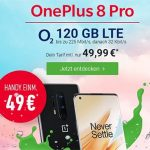 o2 Free L Boost (120GB LTE) mit Galaxy S20 ab 4,95€, iPhone 11 ab 4,95€