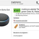 Mobilcom-Debitel Telekom Green Data XL 15GB LTE ab 11,99€ + Hardware ab 1€