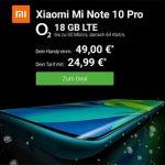 o2 Blue All-in M (bis zu 18GB LTE) ab 19,99€ / Monat mit Apple iPhone SE, Huawei P30 Pro ab 4,95€