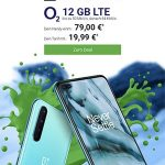 o2 Blue All-in M (bis zu 18GB LTE) ab 19,99€ / Monat mit Apple iPhone SE ab 29€, Xiaomi Mi 10 Lite 5G ab 4,95€, OnePlus Nord ab 79€