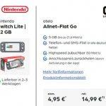 otelo Allnet Flat GO 5GB LTE für 14,99€ pro Monat mit Xiaomi Redmi Note 8T für 39,95€ | Nintendo Switch Lite für 4,95€