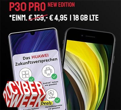 o2 Blue All-in M (bis zu 18GB LTE) ab 19,99€ / Monat mit Apple iPhone SE, Xiaomi Mi 10T Pro ab 4,95€, Galaxy S20 FE für 0,97€