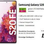 8 GB Telekom LTE Allnet Flat ab 19,99€ mit Galaxy S20 FE, Google Pixel 4a für 1€, iPhone SE für 29€