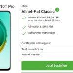 otelo Allnet-Flat Classic (10GB LTE) ab 19,99€ mit Xiaomi Mi 10T Pro für 29€, iPhone SE ab 69,95