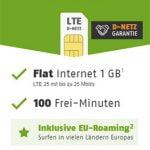 Klarmobil Smartphone Flat Tarife ab 4,99€ | Telekom LTE Netz