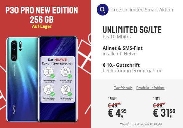 o2 Free Unlimited Smart (unbegrenztes Datenvolumen) ab 31,99€ mit Galaxy S21, iPhone 12 Mini, Xiaomi Mi 10T, Google Pixel 5 ab 4,95€ uvm.