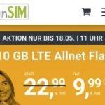 winSIM 2 GB Allnet Flat für 4,99€ | 10 GB Flat für 9,99€
