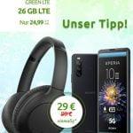 26 GB Mobilcom Telekom Tarif ab 21,99€ mit TOP Smartphones ab 4,95€