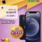 26 GB Mobilcom Telekom Tarif ab 21,99€ mit TOP Smartphones ab 1€