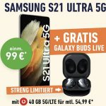 40 GB LTE Vodafone Smart XL ab 44,99€ mit iPhone 12 (Mini, Pro), Google Pixel 5, Galaxy S21 ab 4,95€   iPhone 12 Pro für 189€