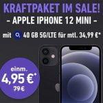 o2 Free M Boost (40 GB LTE) ab 34,99€ mit Galaxy S21+ ab 49€ | Apple iPhone 12 ab 1€