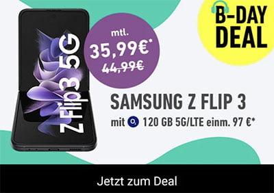 o2 Free L Boost (120 GB LTE) ab 35,99€ mit Galaxy S21 ab 4,95€, iPhone 12 (mini) ab 4,95€