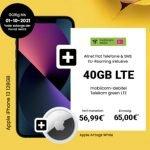 Apple iPhone 13 mit Apple Airtag für 65€ mit 40 GB Telekom Vertrag für 56,99€ / Monat